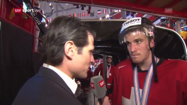 Video «Interview mit Roman Josi» abspielen