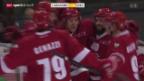 Video «Eishockey: NLA, Lausanne - Biel» abspielen