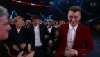 Video «Sam Smith singt den Titelsong für den neuen James-Bond-Streifen» abspielen