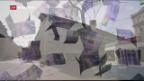 Video «Der Franken ist nicht mehr «deutlich» überbewertet» abspielen