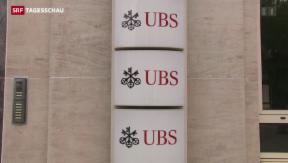 Video «Hausdurchsuchungen bei UBS-Manager in Brüssel» abspielen