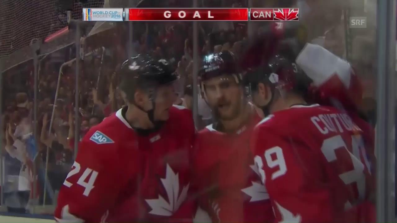 Josis Pech ist Kanadas Glück