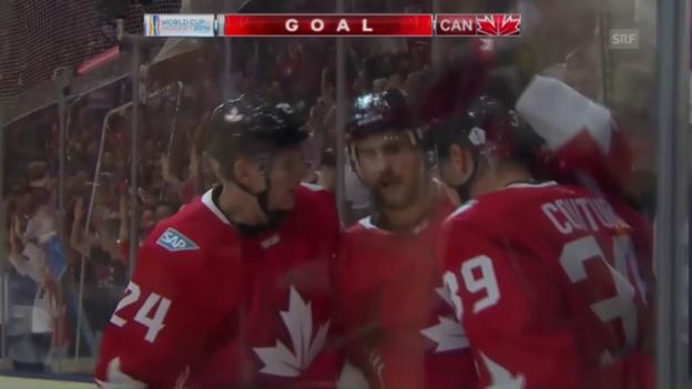 Video «Josis Pech ist Kanadas Glück» abspielen