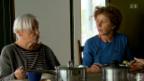 Video «Impressionen aus dem Pflegealltag» abspielen