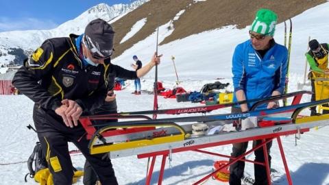 Reto Matossi davart unscher ils skis da passlung