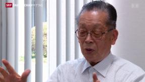 Video «Hiroshima – Porträt eines Überlebenden » abspielen
