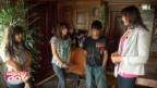 Video «Ein Dorf hilft: Schweizersholz» abspielen