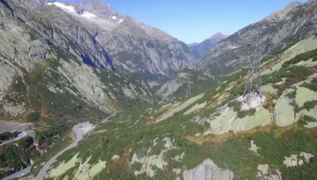 Video «Grimselbahn: Synergien zwischen Bahn und Stromversorgung» abspielen
