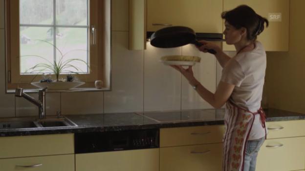 Video «Margrits Alpenküche: Älplerröschti» abspielen