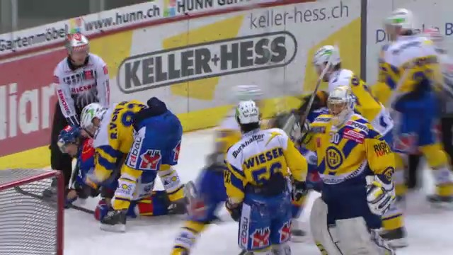 NLA: ZSC Lions - Davos («sportaktuell»)