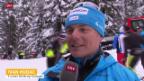 Video «Langlauf: Schweizer Team, Ivan Hudac als neuer Weltcup-Trainer» abspielen