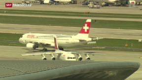 Video «Flugrouten über Krisengebiet » abspielen