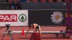 Video «Stürze beim Steeple-Rennen» abspielen