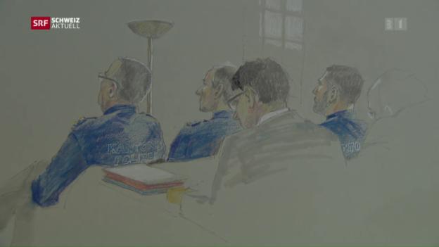 Video «Elitepolizisten vor Gericht» abspielen