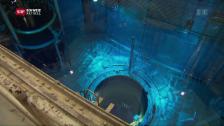 Video «Technische Kontrolle in Beznau I» abspielen