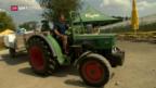 Video «Familie Voggensperger erlebt auf dem eigenen Bauernhof ein perfektes Schwingfest» abspielen