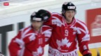 Video «Spengler Cup: Team Canada im Final» abspielen