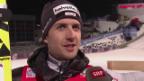 Video «Ammann: «Ich versuche daraus 2 Top-Tage zu machen»» abspielen