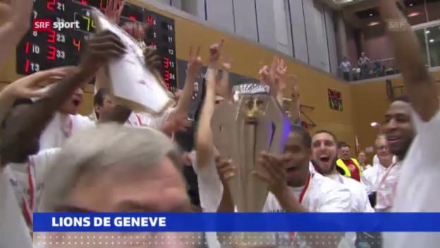 Video «Genf sichert sich den Meistertitel («sportaktuell»)» abspielen