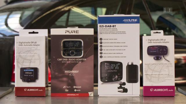 Fabulous Kassensturz-Tests - DAB-Plus-Adapter: Eine gute Lösung im Auto YM21