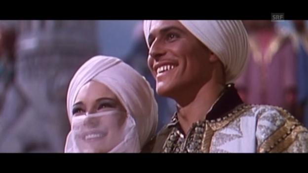Video «Filmschatz: «Der Dieb von Bagdad»» abspielen