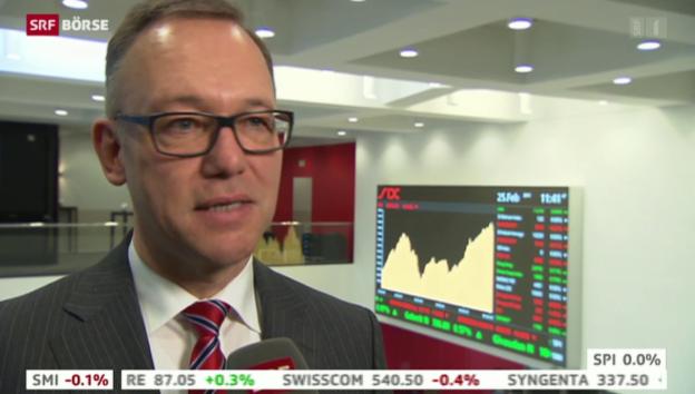 Video «SRF Börse vom 25.02.2015» abspielen