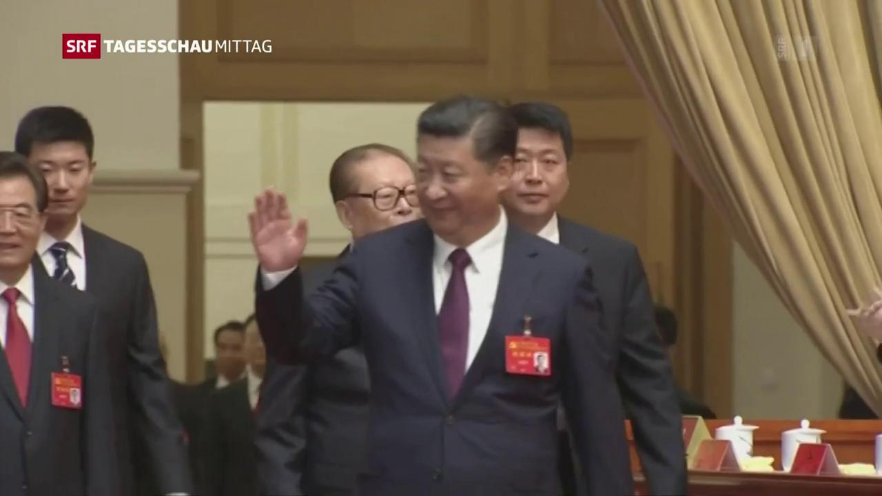 Xi Jinping will China an die Weltspitze bringen