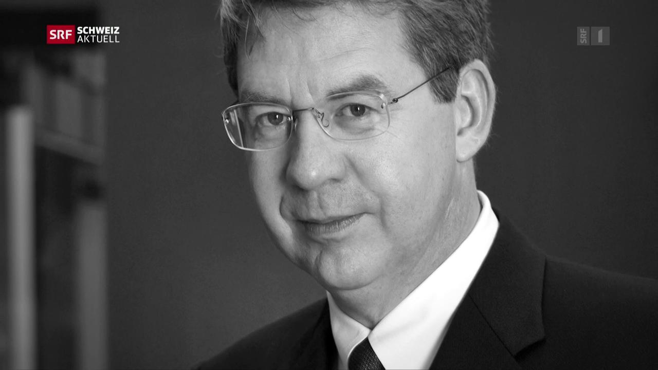 Wer war der Basler Anwalt Martin Wagner?
