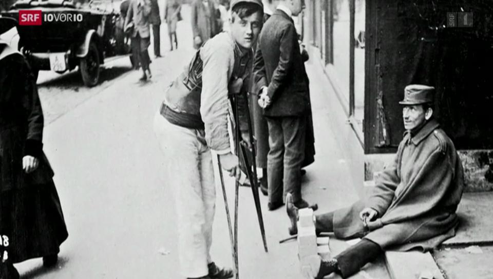 Moderne Medizin dank Millionen von Kriegsopfern