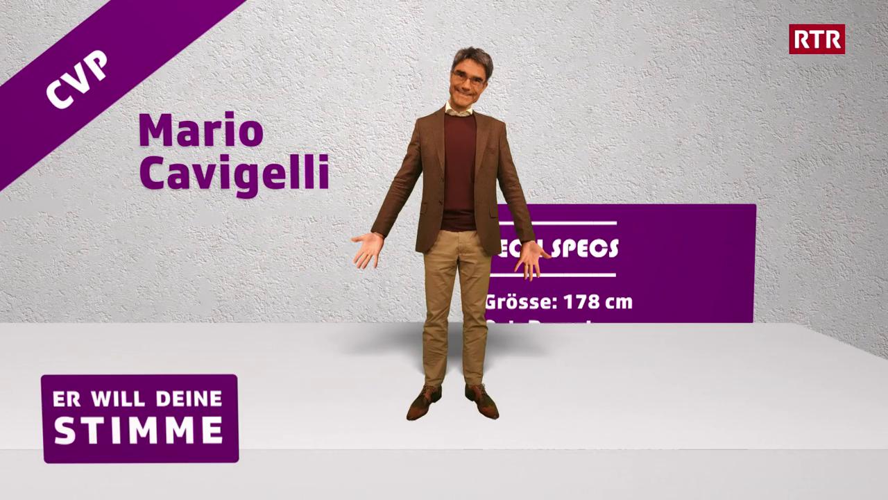 CandiCartoon - Mario Cavigelli (Deu)