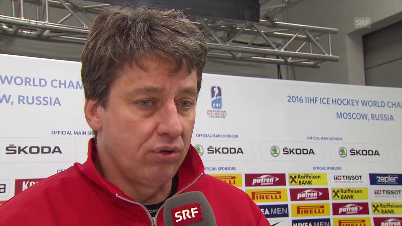 Haris Witolinsch zum Spiel gegen die Schweiz