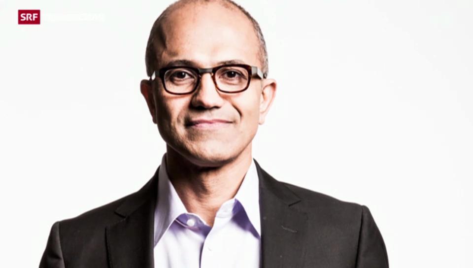 Neuer Boss bei Microsoft