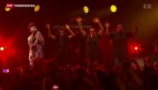 Video «Montreux Jazz Festival eröffnet» abspielen