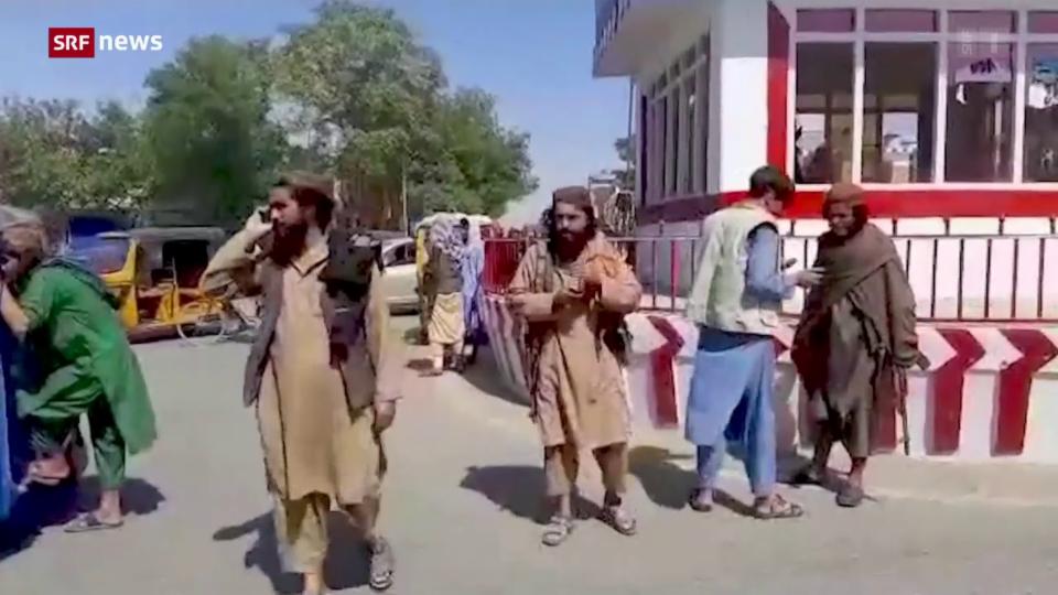 Taliban erobern strategisch wichtige Provinzhaupstadt Kundus
