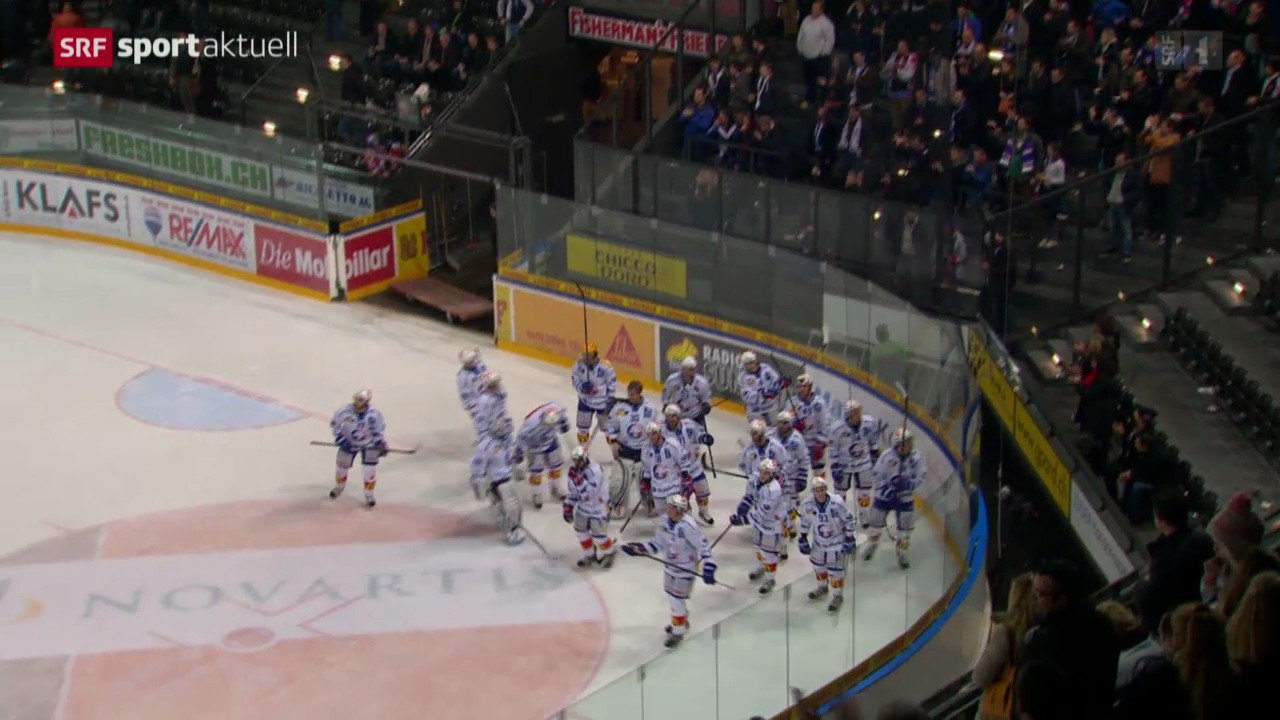 Eishockey: NLA, Zug - ZSC Lions