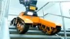 Video «Roboterhilfe für Fukushima?» abspielen
