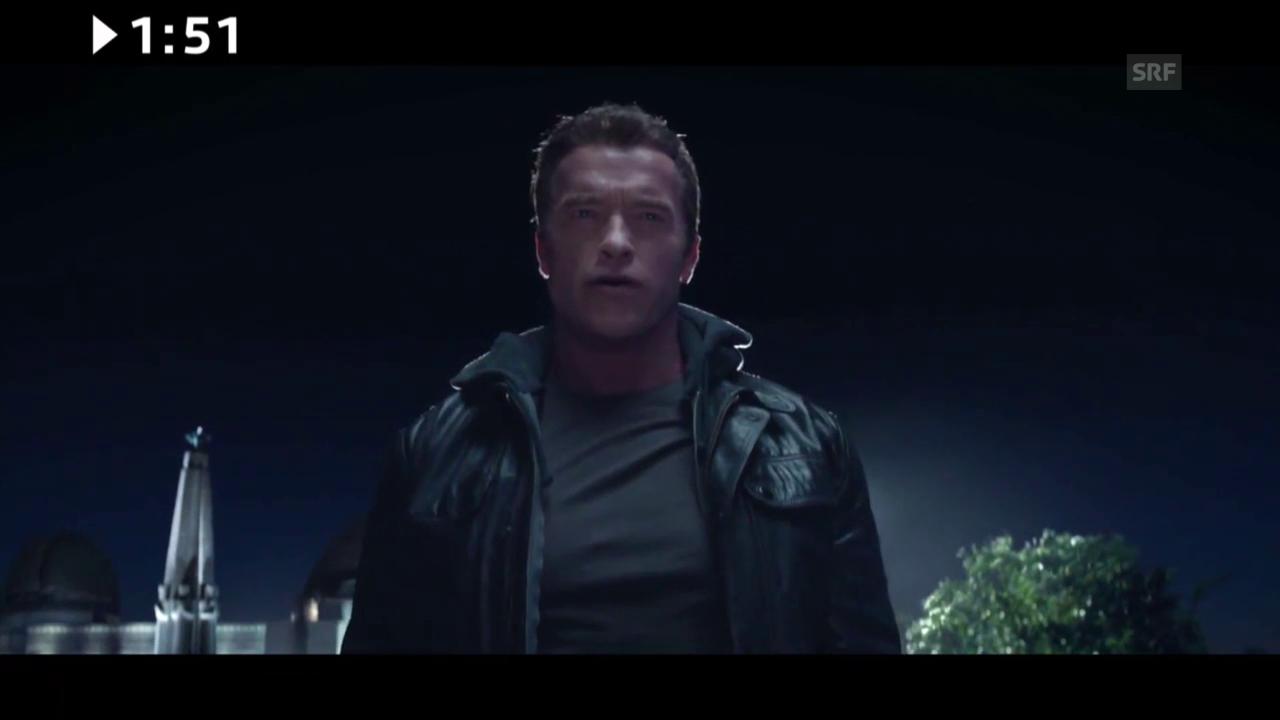 Keine 3 Minuten: «Terminator Genisys»