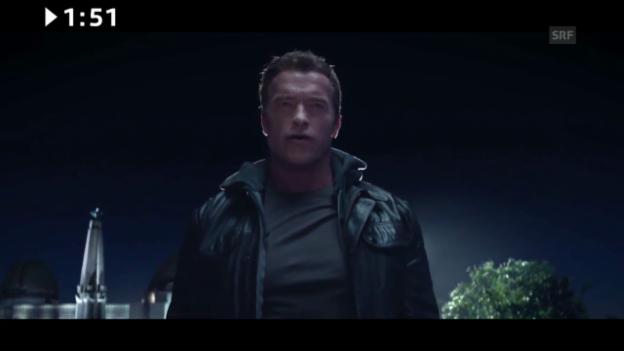Video «Keine 3 Minuten: «Terminator Genisys»» abspielen