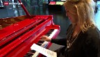 Video «Pianistin Gabriela Montero in Luzern» abspielen