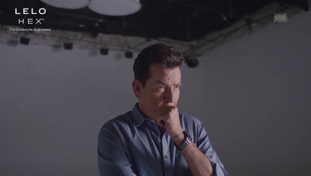 Video «Charlie Sheen: «HIV ist für andere»» abspielen