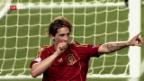 Video «Die schönen Erinnerungen von Spaniens Fernando Torres» abspielen