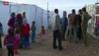 Video «Unzählige Flüchtlinge wegen Gewalt in Syrien» abspielen