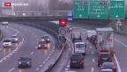 Video «Die Autobahnvignette könnte bald Vergangenheit sein» abspielen