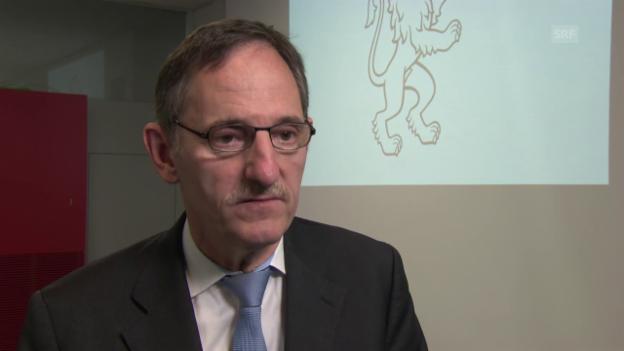 Video «Fehr: «Auch schweizweit sollen solche Standaktionen verboten werden.»» abspielen