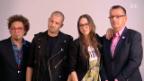 Video ««The Voice of Switzerland»: Coaches freuen sich auf neue Staffel» abspielen