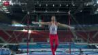 Video «Kunstturnen: EM in Sofia, Gerätefinals Männer» abspielen