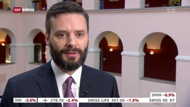 Video «SRF Börse vom 27.12.2018» abspielen