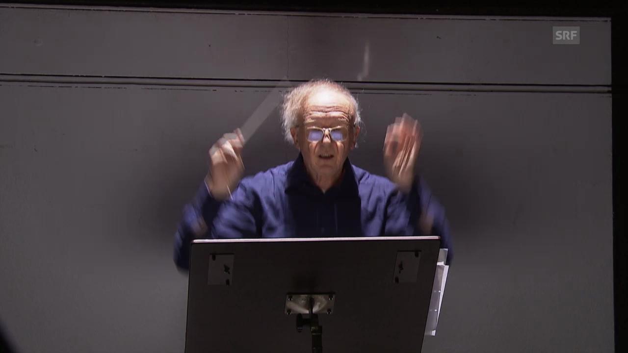 Heinz Holliger - Extrem oder gar nicht