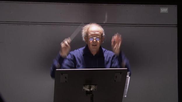 Video «Heinz Holliger - Extrem oder gar nicht» abspielen