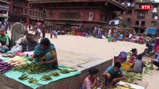 Laschar ir video «Seria Nepal - il turissem»